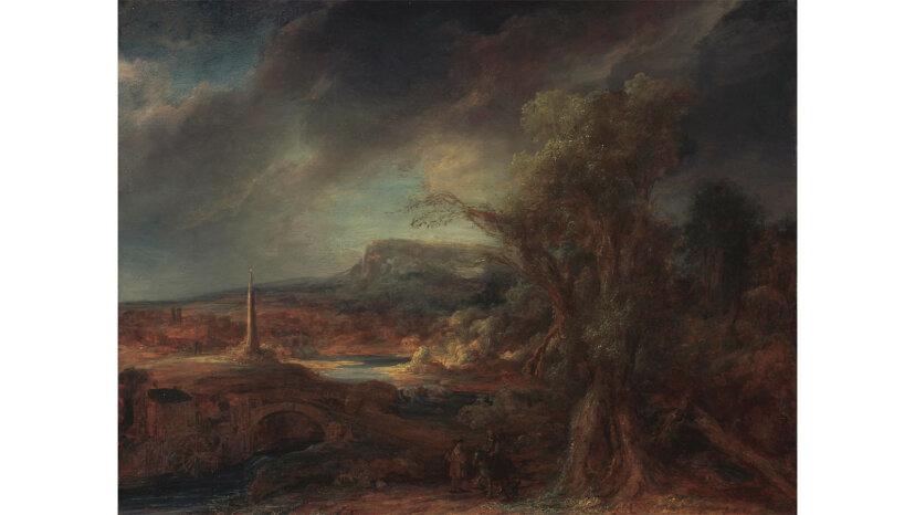 Govaert Flinck stolen art