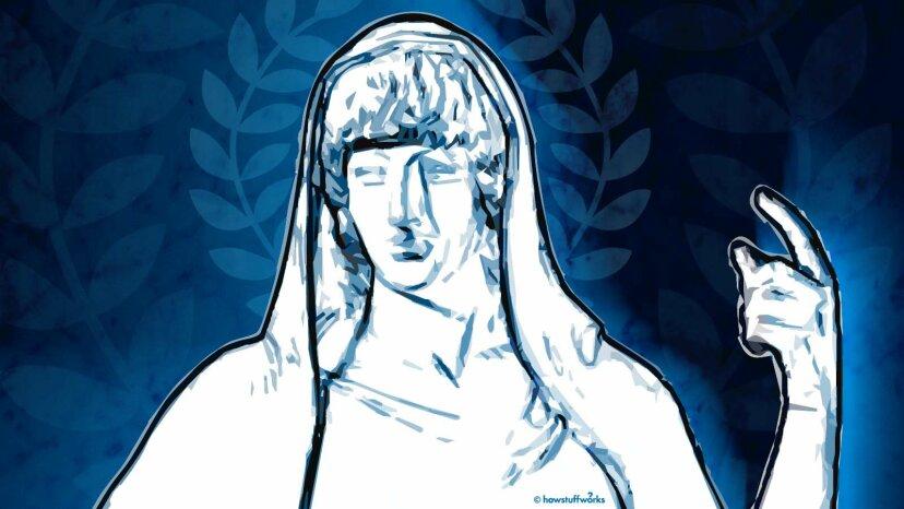 ヘスティアに会う:ギリシャの女神のマーサ・スチュワート