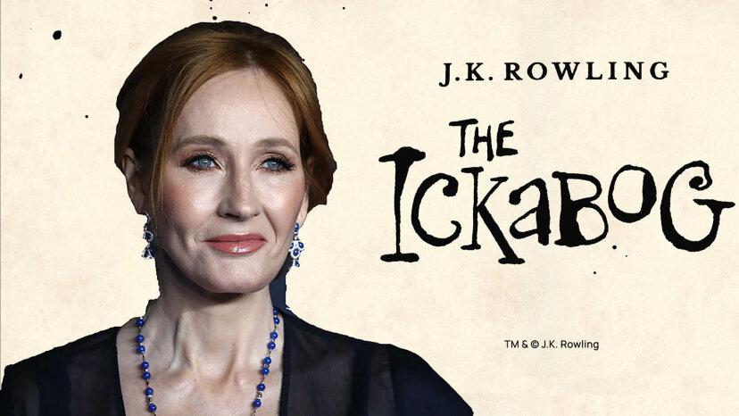 JKローリングの新しい本「TheIckabog」をオンラインで無料で読む