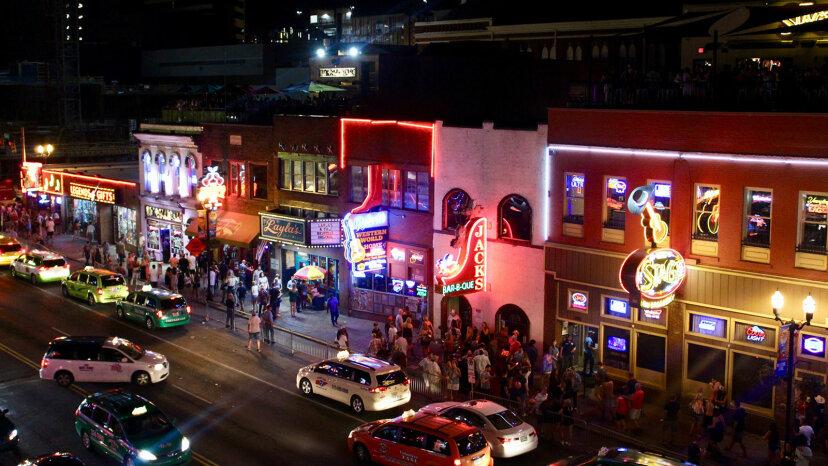 Wie wurde Nashville zum Zentrum der Country-Musik?