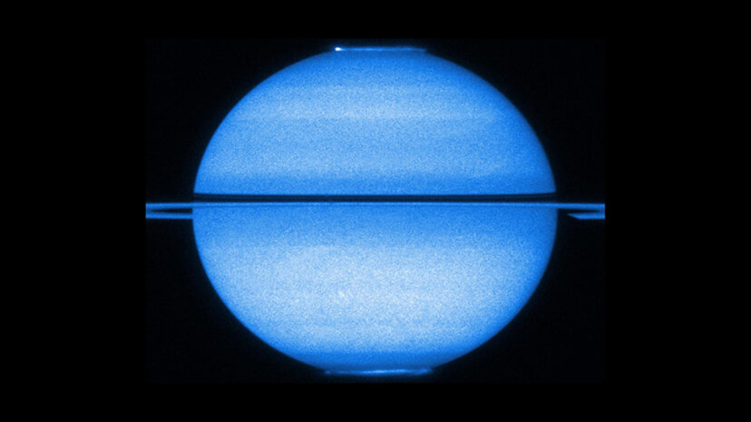 Photo of Saturn