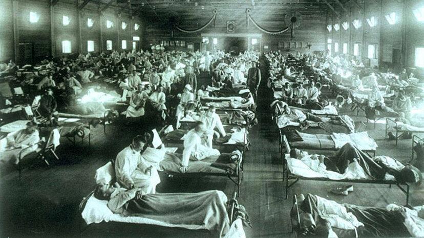 1918年のスペイン風邪は数百万人を殺しました—そして専門家はそれが再び起こるかもしれないことを恐れています