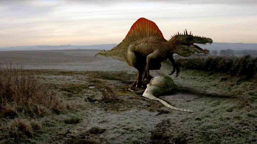 スピノサウルスはお粗末なスイマーだった、と研究は述べています