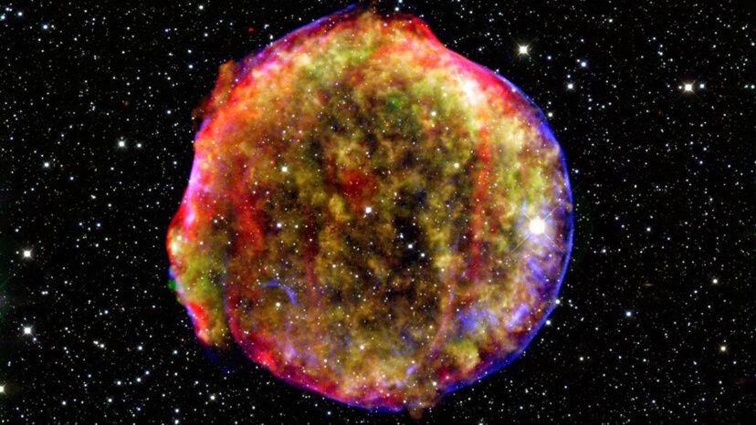 死ぬことを拒否するモンスタースター:反物質はその超新星に燃料を供給しているのだろうか?
