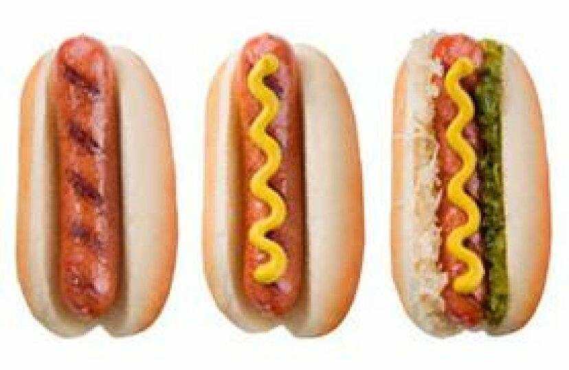 ホットドッグは1日で結腸直腸癌のリスクを21%増加させます