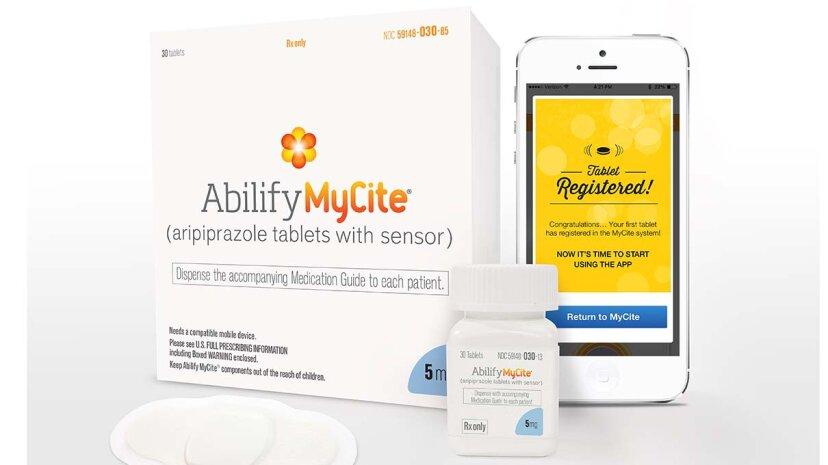FDAが最初のデジタルピルを承認