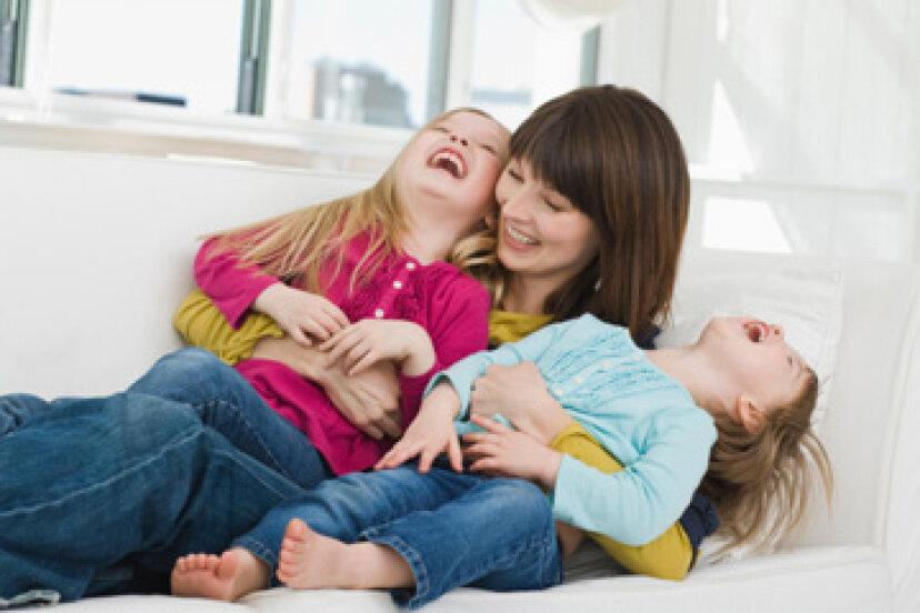 言語障害のある子供のための活動