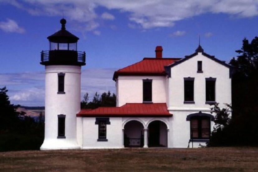 アドミラルティヘッド灯台
