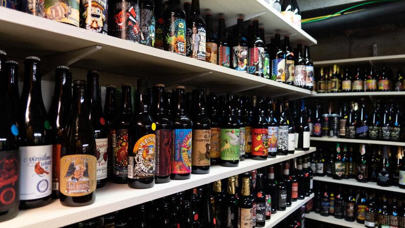 熟成ビールの芸術と科学