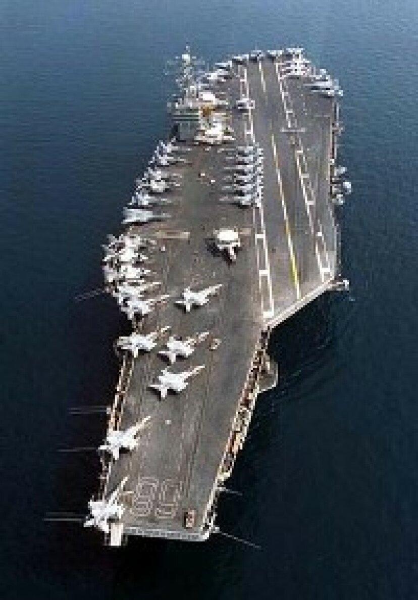 航空母艦のしくみ