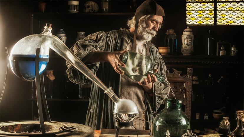 Wie die Alchemie den Weg für die Chemie ebnete