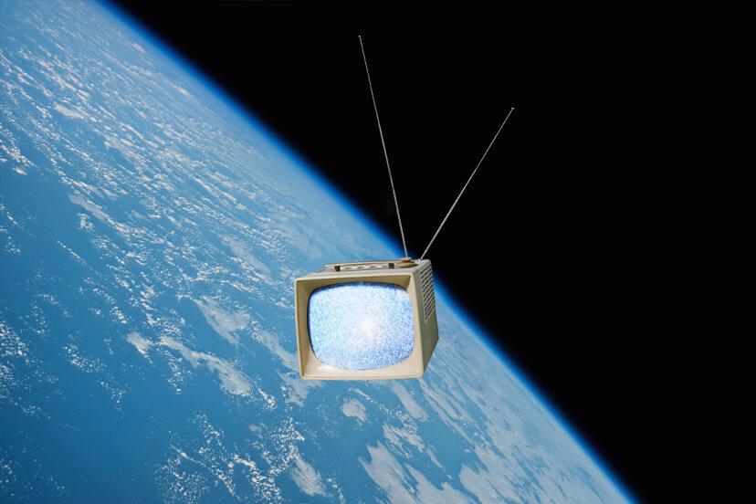 エイリアンは本当に古いテレビ番組を見ることができますか?