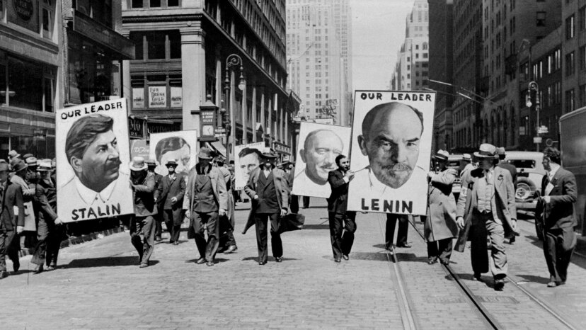 May Day Parade, NYC