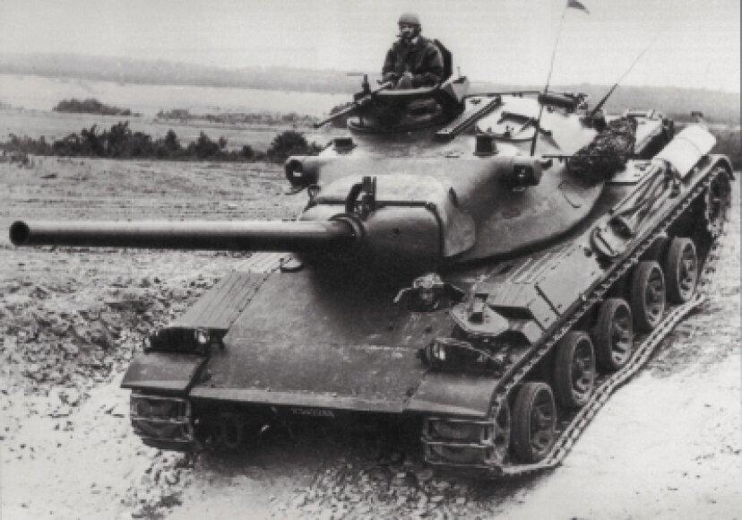 AMX-30主力戦車