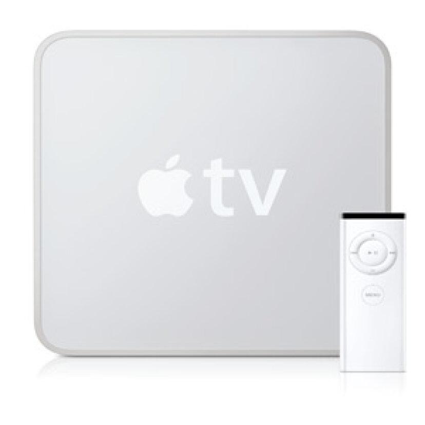 AppleTVのしくみ