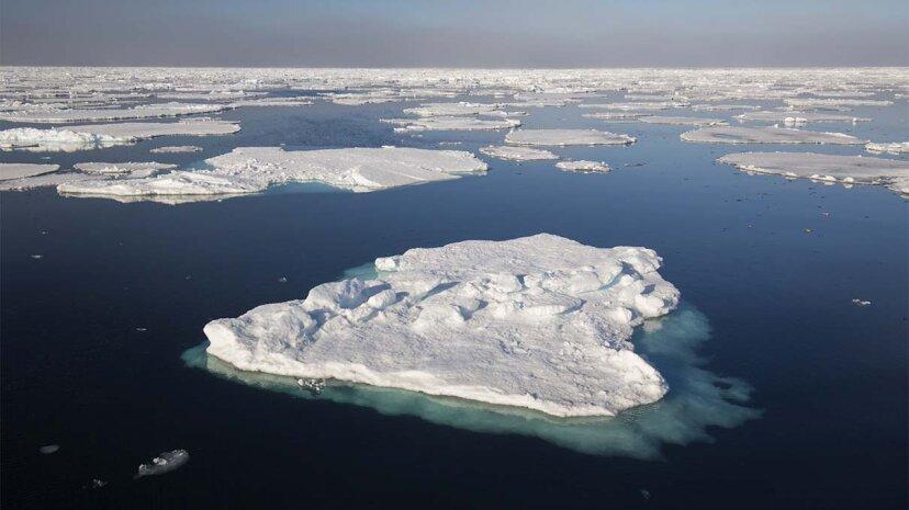 Welcher Ozean ist der kleinste der Welt?