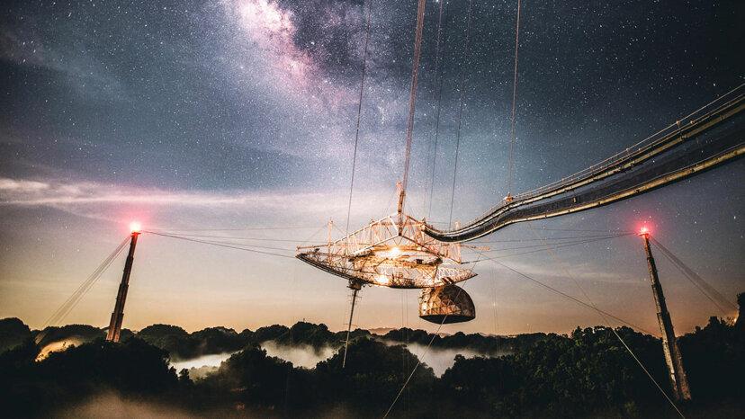 El fin del telescopio de Arecibo es una gran pérdida para la ciencia