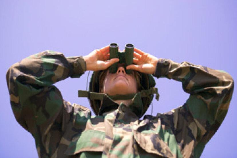 陸軍偵察の仕事のしくみ