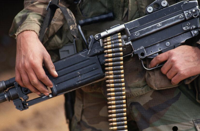 攻撃用武器の10の特徴—そしてそれらが何をするか