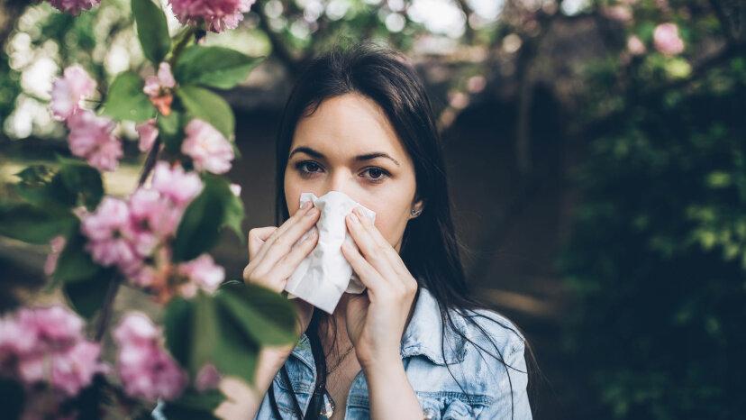 喘息のある人、ヘイフィーバーは精神障害のリスクが高い可能性があります