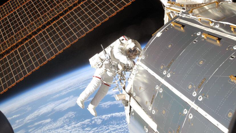 ¿Los astronautas necesitan protector solar en el espacio?
