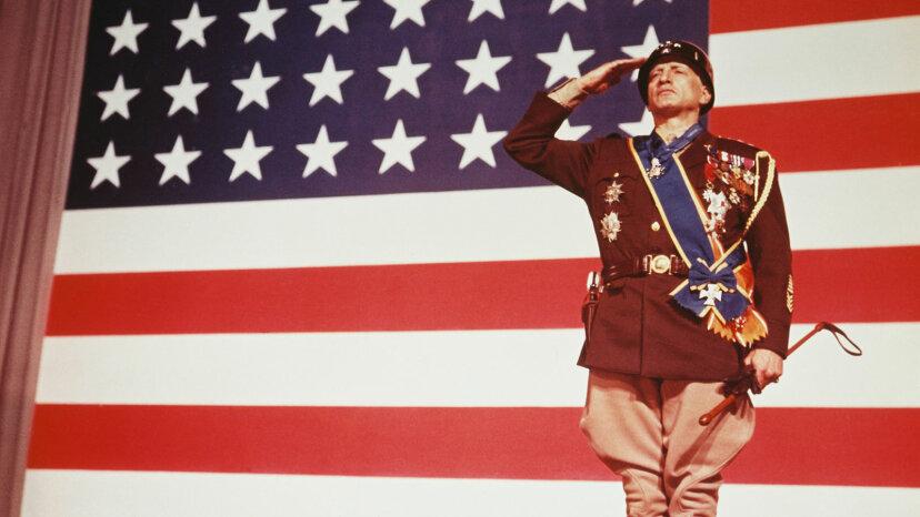 George C. Scott, Patton