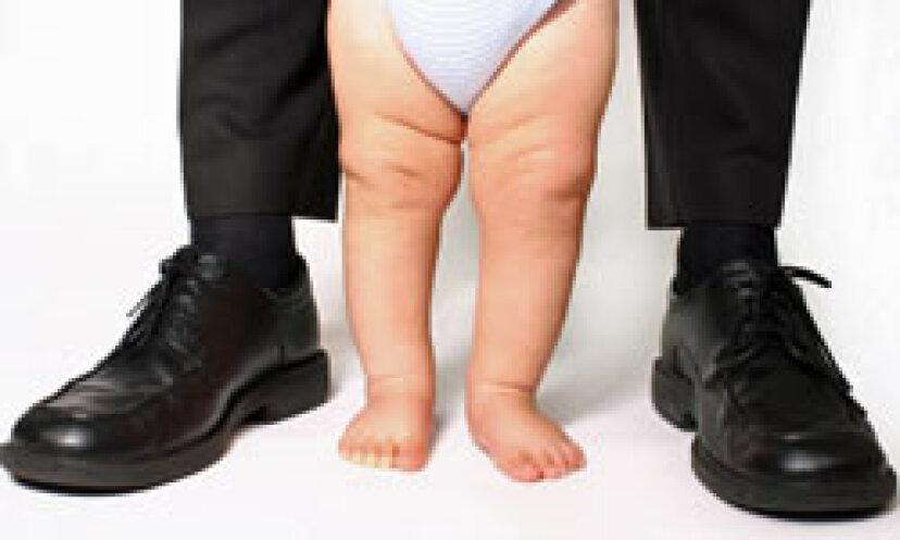 赤ちゃんは膝蓋骨を持っていますか?