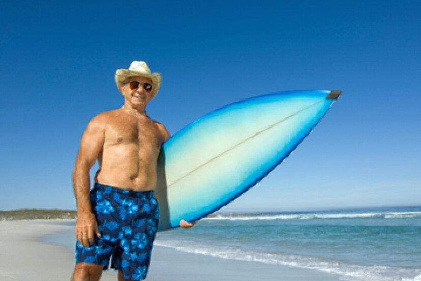 団塊の世代にとって最高の休暇スポットはどこですか?