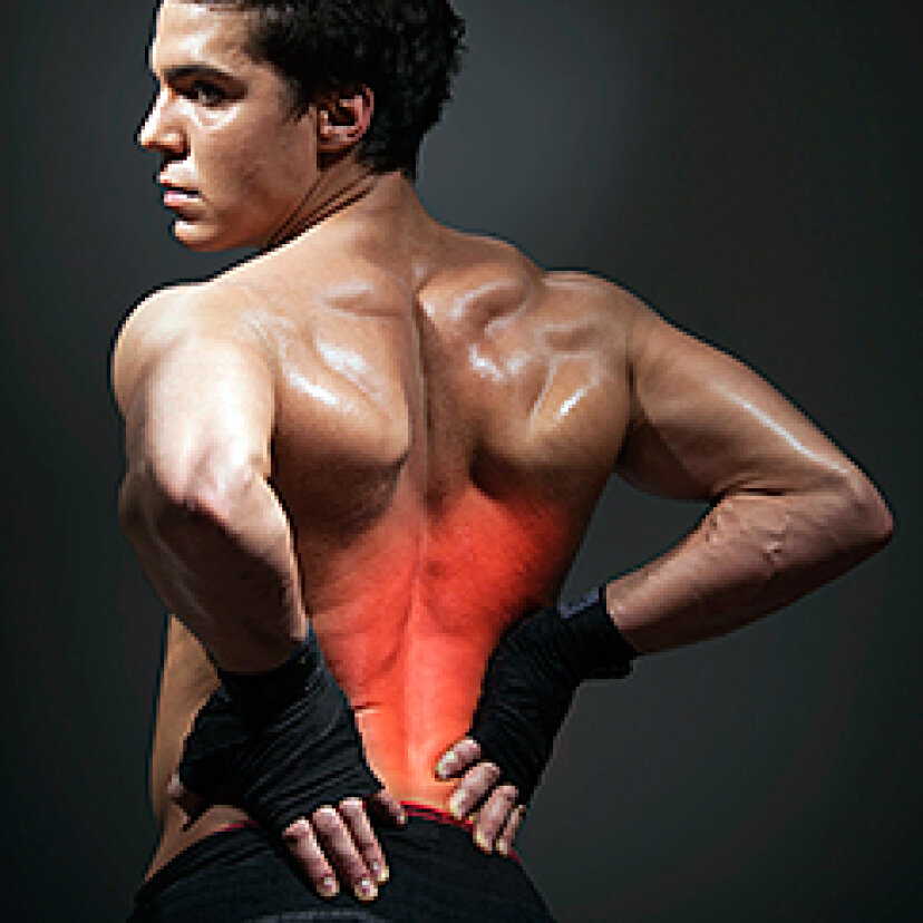腰痛と神経ブロック