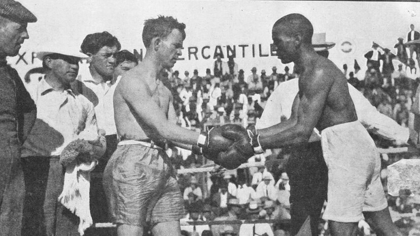 Joe Gans, Battling Nelson