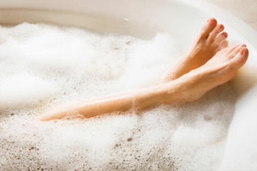 入浴は私の肌にどのように影響しますか?