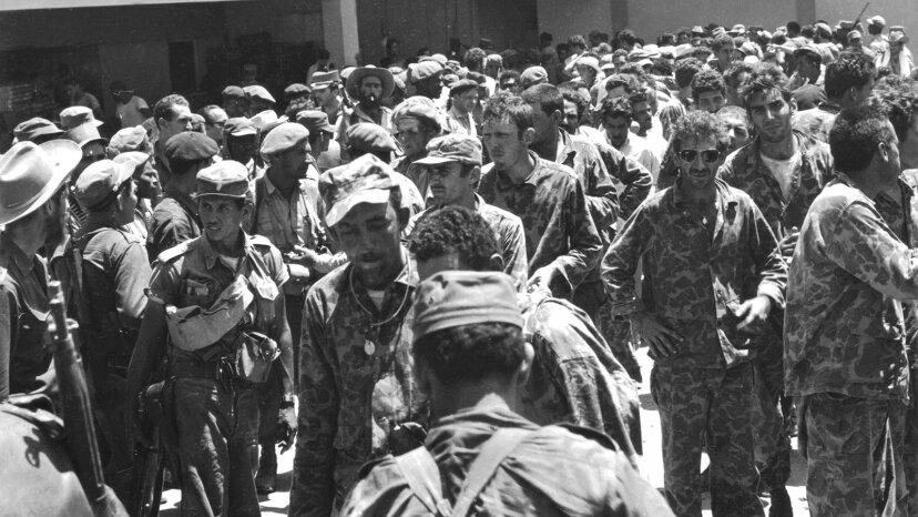 5 razones por las que fracasó la invasión de Bahía de Cochinos