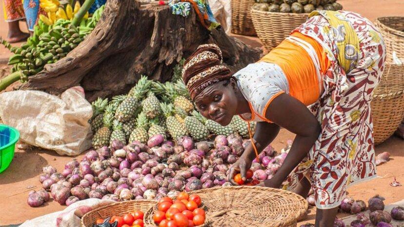 Männliche und weibliche Landwirte gehen unterschiedlich mit dem Klimawandel um