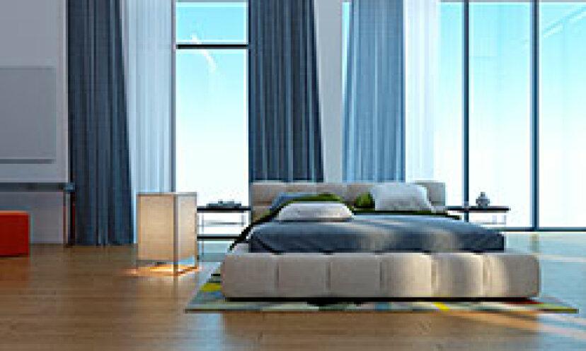 あなたの寝室をより大きく感じさせるための秘訣と秘訣