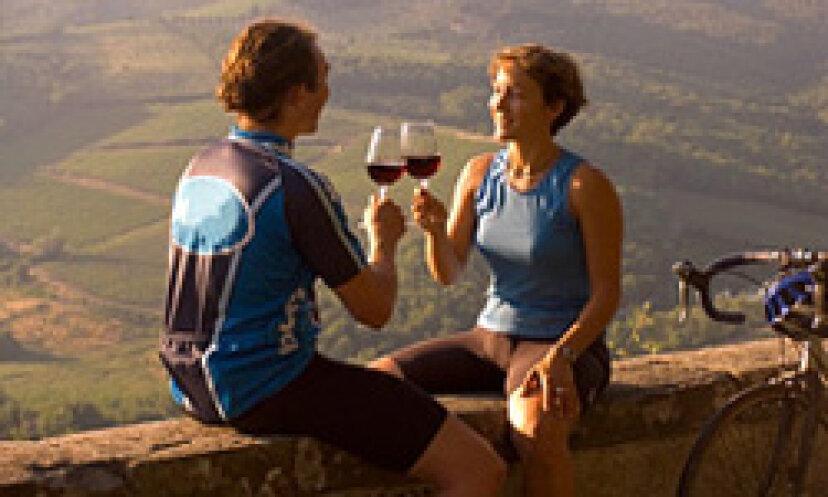 ワインカントリーをサイクリングするための10のヒント