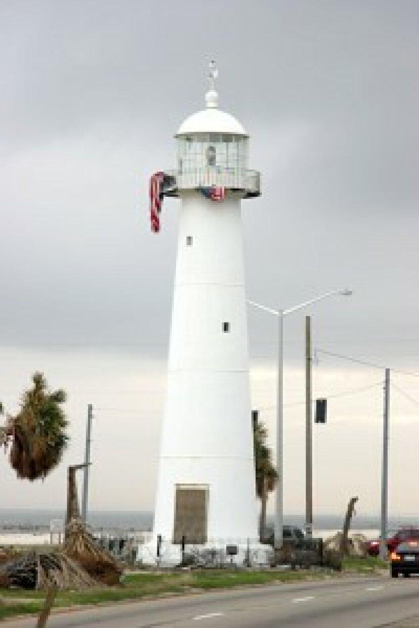 ビロクシ灯台