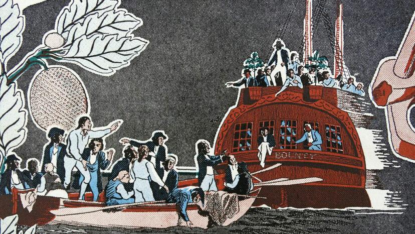 Historia ridícula: fruta del pan, la generosidad y el nacimiento de la globalización