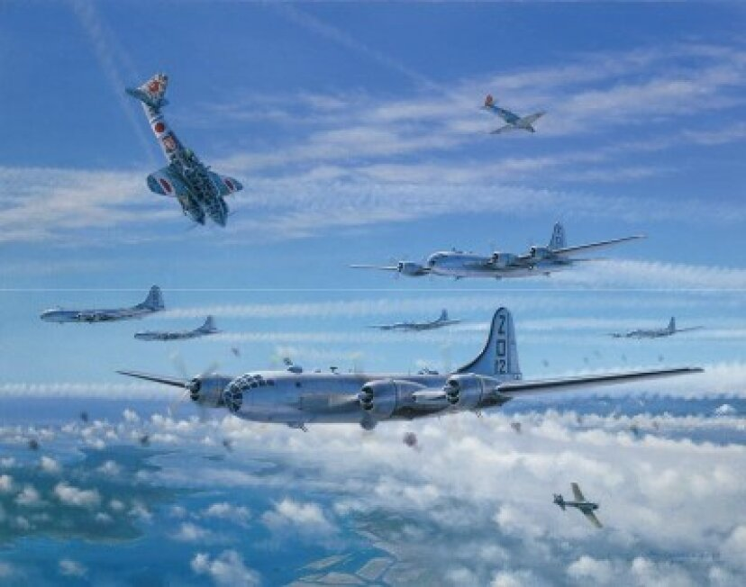 ボーイングB-29スーパーフォートレス