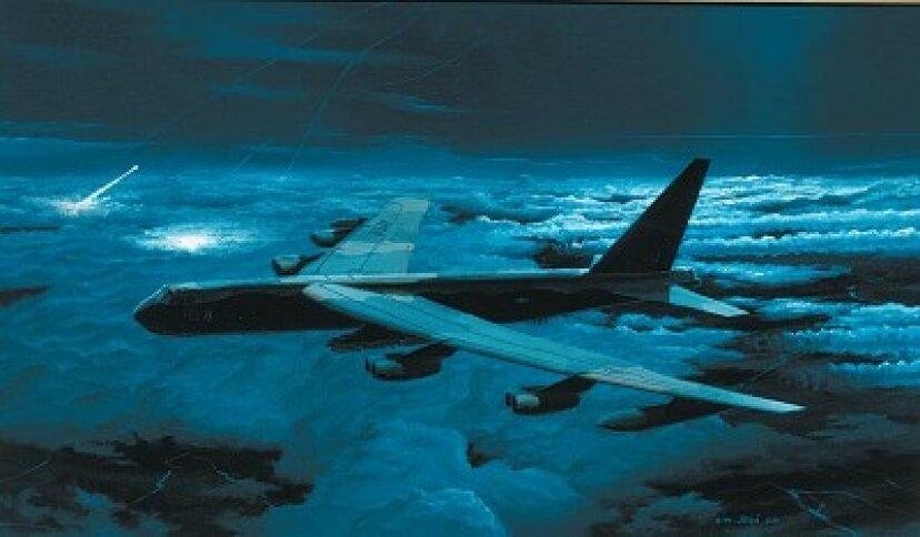ボーイングB-52ストラトフォートレス