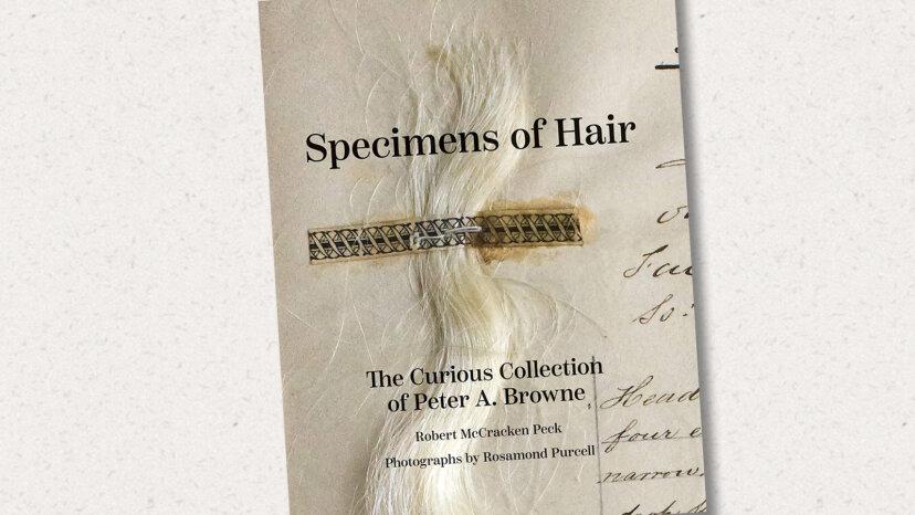 ピーターA.ブラウンが奇妙に髪を集めた理由