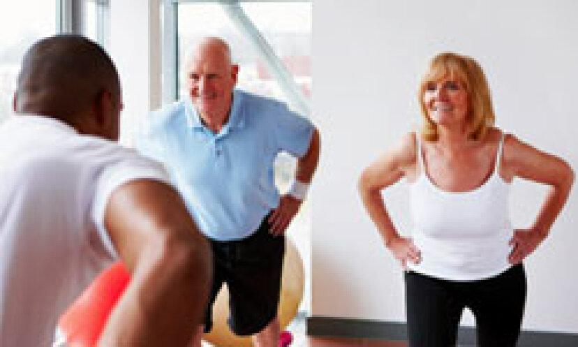 団塊の世代のための5つのトレーニングのヒント