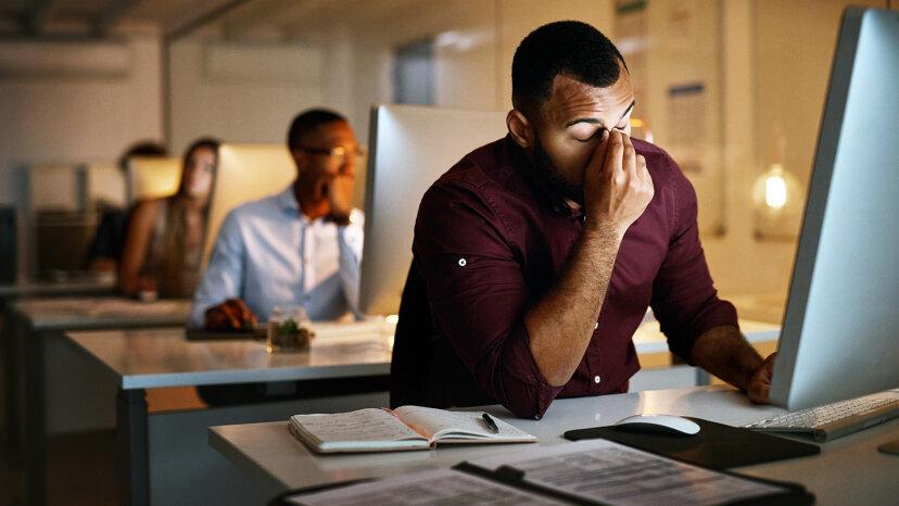 ¿Tu cerebro se cansa como el resto de tu cuerpo?