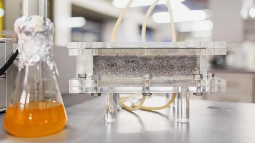 尿で作られたレンガ—私たちのおしっこは「リキッドゴールド」です