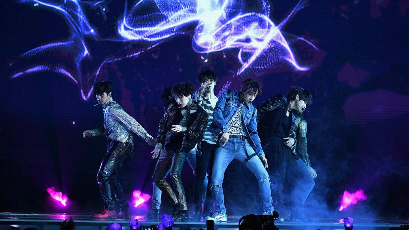 BTS, 2018 Billboard Music Awards