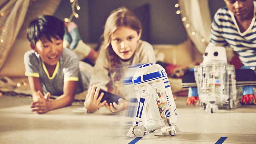 Wer möchte seinen eigenen R2-D2 bauen?