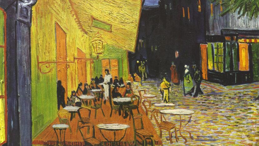 hidden in paintings