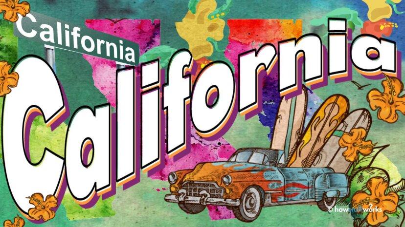 征服者、金とシャルルマーニュ:カリフォルニアがその名前を付けた方法