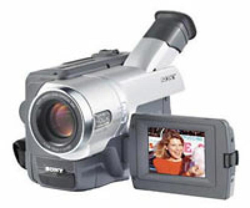 ビデオカメラのしくみ