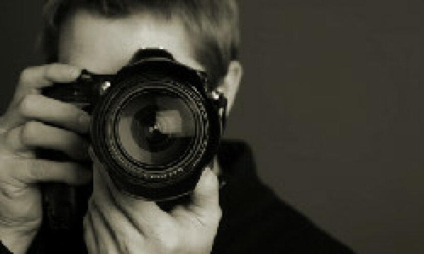 クールなカメラのものの写真