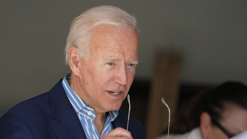 Joe Biden, fundraiser